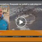 Video prilog Nova S televizije o niškim ulicama sa Niškom Inicijativom